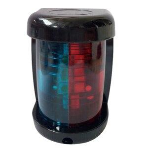 Image 5 - أحمر أخضر ثنائية اللون LED أضواء الملاحة 12 V مركبة بحرية يخت الإبحار مصباح إشارة