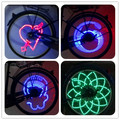 2016 hot sale Bicycle wheels DIY electronic parts production suite POV SCM control LED Suite DIY suit
