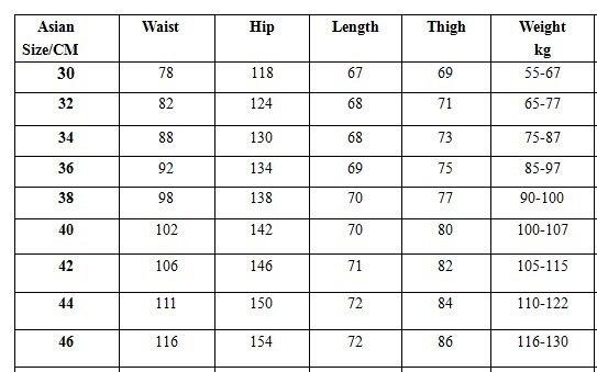 Plus Size Herren Denim Biker Baggy Cargo Blue Jeans Shorts für - Herrenbekleidung - Foto 6