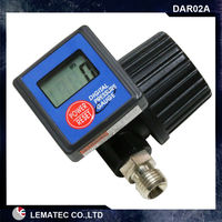 LEMATEC Digital Air Pressure Regulator For Spray Gun Other Air Tool Inline Taiwan Made High Precision