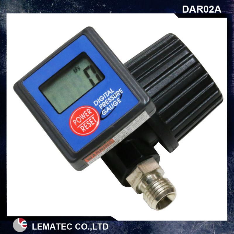 Digital Air Pressure Gauge >> LEMATEC Digital Air Pressure Regulator For Spray gun other air tool inline Taiwan Made High ...