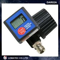 LEMATEC Digital Air Pressure Regulator For Spray Gun Other Air Tool Inline Taiwan Made High Precision