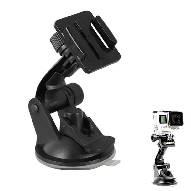 7 см Диаметр основание автомобильное крепление приборной панели вакуумное ветровок стекло с сильной присоской для экшн-Камеры Gopro Hero 4 3 + 2 SJ4000 SJ5000 SJ6000 QF66