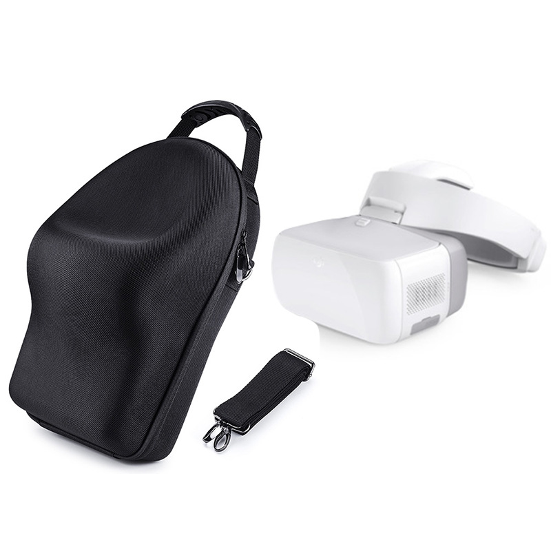 Hard Storage Case For DJI Goggles Immersive FPV Drone Accessories Waterproof DJI Goggles Bag Hard Storage Travel Case