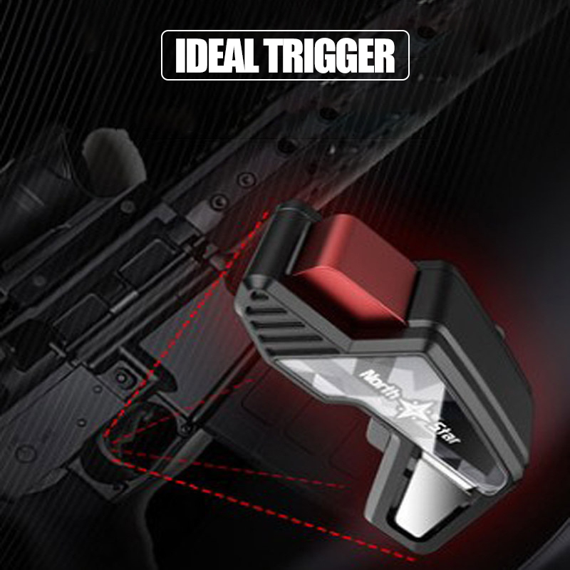 Image 5 - S8 PUBG Smartphone Game Controller  joystick Fast Shooting Trigger Aim Button L1 R1 Key For Pugb Mobile Game For xiaomi iphone-in Gamepads from Consumer Electronics