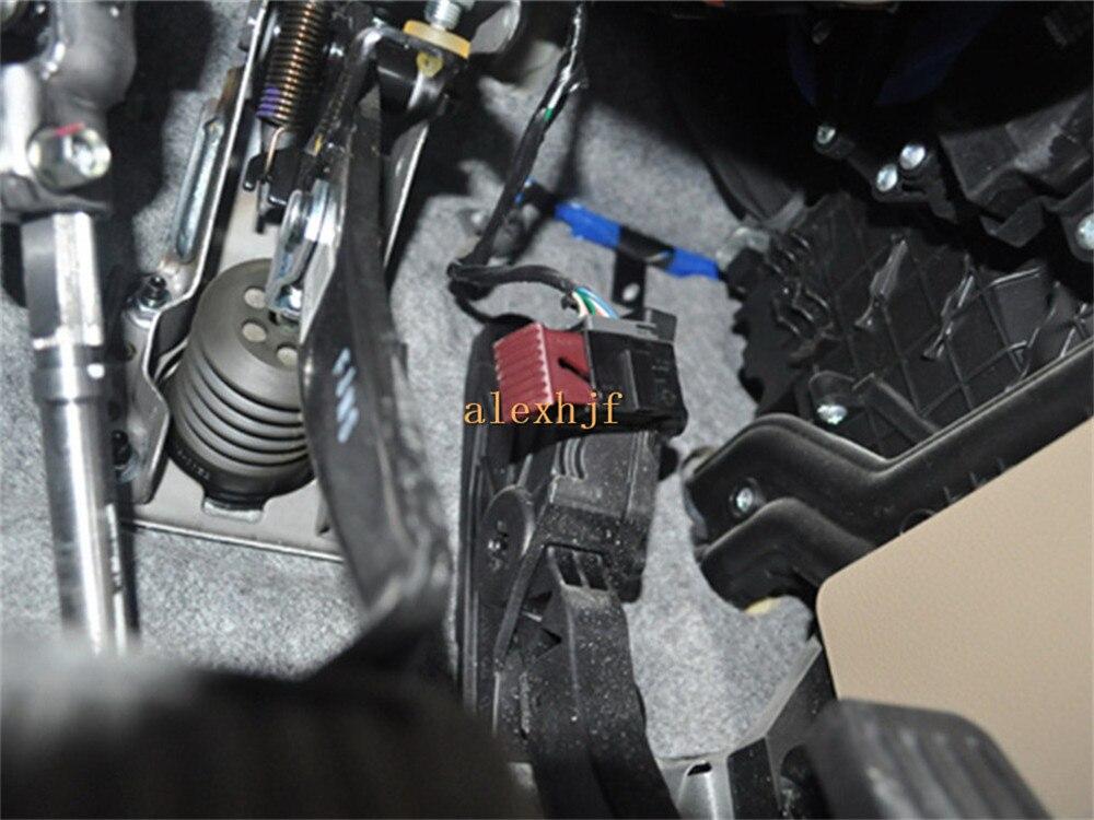 TROS Мощный Booster II 6 Привод электронный регулятор дроссельной заслонки TS-510 чехол для Nissan Teana(230JK и 350JK), Opel серии и т. д