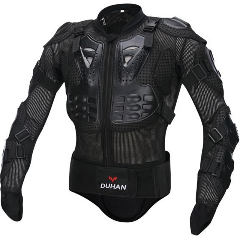 Motorcycle Jacket Men Full Body Motorcycle Anti-fall Armor Motocross Racing Protective Gear Motorcycle Protection Size M-XXL herobiker armor removable neck protection guards riding skating motorcycle racing protective gear full body armor protectors