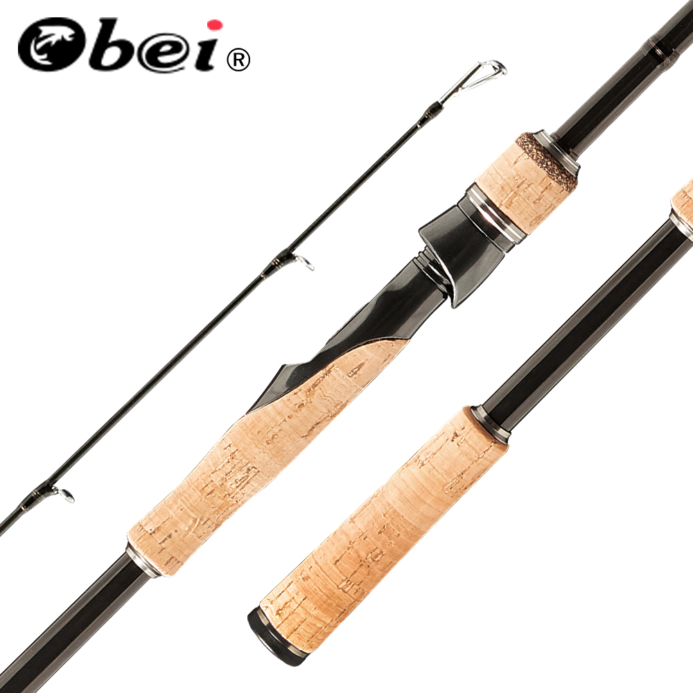 Obei perigee baitcasting fishing rod  travel ultra light spinning lure 5g-40g M/ML/MH accion Rod 1.8m 2.1m 2.4m 2.7m 3 sectionObei perigee baitcasting fishing rod  travel ultra light spinning lure 5g-40g M/ML/MH accion Rod 1.8m 2.1m 2.4m 2.7m 3 section