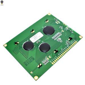Image 4 - WAVGAT 12864 128x64 נקודות גרפיים כחולה צבע תאורה אחורית LCD תצוגת מודול עבור arduino פטל pi