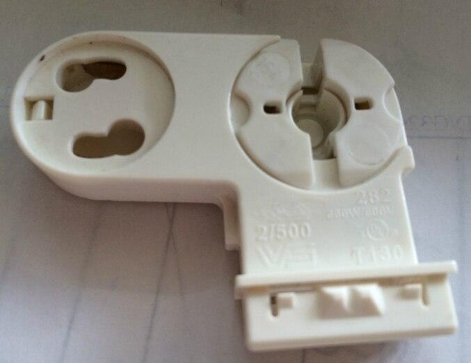 20pcs T8 G13 Lamp Bases With Starter Seat VS 100588#282 Lamp Holders