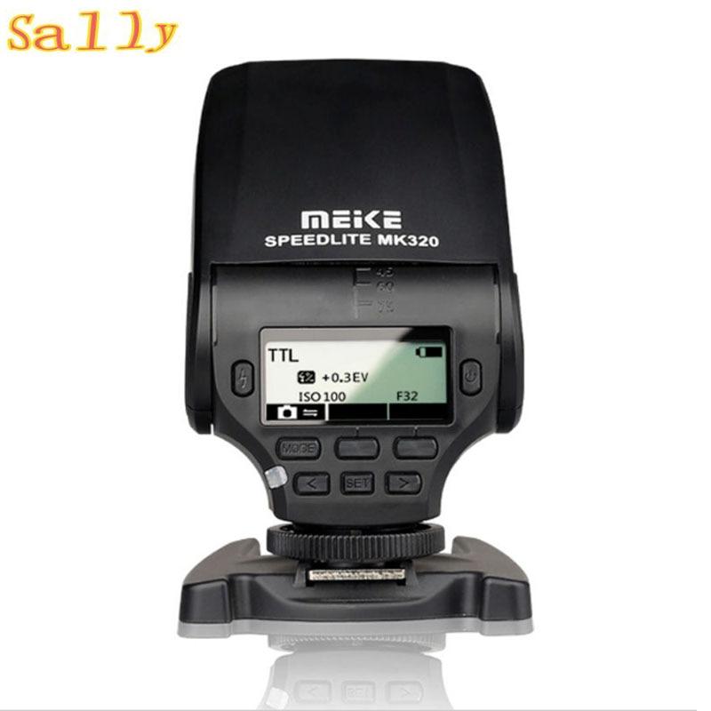 купить MEIKE MK-320 MK 320 MiniManual Flash TTL flash Speedlite for Sony A7 A7 II A7S A7R A6000 A5000 NEX-7 NEX-6 NEX-5R NEX-5T NEX-3 по цене 4895.82 рублей