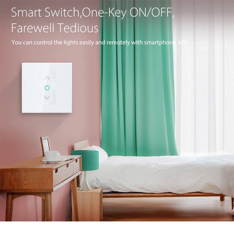 Néo Coolcam Smart Home Z Wave Plus commutateur de rideau intelligent pour rideau électrique motorisé volet roulant - 5