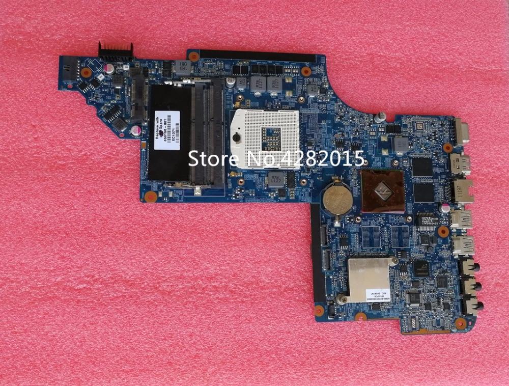 free shipping Original laptop motherboard 659150 001 for HP Pavilion DV6 DV6 6000 motherboard DDR3 HD6470M