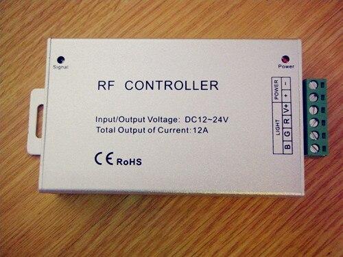 Mi luce dc12v 2.4g wireless rf rgb led remote + 4 pz 3 Canale via 4 Zone Regolatore 18A + 1 Pz 5 V Regolatore WiFi Box - 2