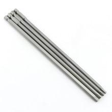 200mm duro e longo s2 conjunto de bits hexágono chave de fenda elétrica hex cabeça hex shank chave de fenda magnética ferramentas manuais