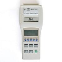 High Precision Digital Handheld Battery Capacity Tester Voltage Meter 0 500AH with DCV Resistance Measurement RS232 Equipment