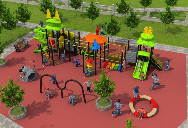 CE,ISO,TUV Primary School Outdoor Playground Structure Children Climbing  Fitness Equipment Kids Sport