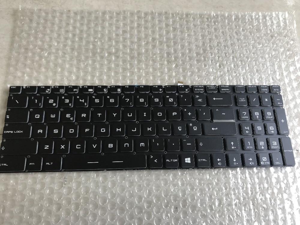 New keyboard for MSI GP72 GE62 GE72 GL62 GP60 GS70 WS60 16J9 GL72 GL72M 7RDX-1487RU Portuguese/Swiss/Italy/Belgium/CH layout laptop keyboard for msi gp60 2qf 827us gp60 2qf 827us english 2qf 870cz 2qf 1092xcz czech 2qf 1049xtr turkey 2qf 1055ne nordic page 5