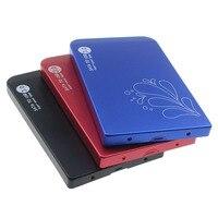 2 5 USB 3 0 SATA HDD Case Brand New Metal Aluminium Box Hard Drive Disk