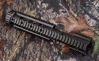 Tactical M4 AR 15 Aluminium picatinny rail Handguard system hunting shooting R1432