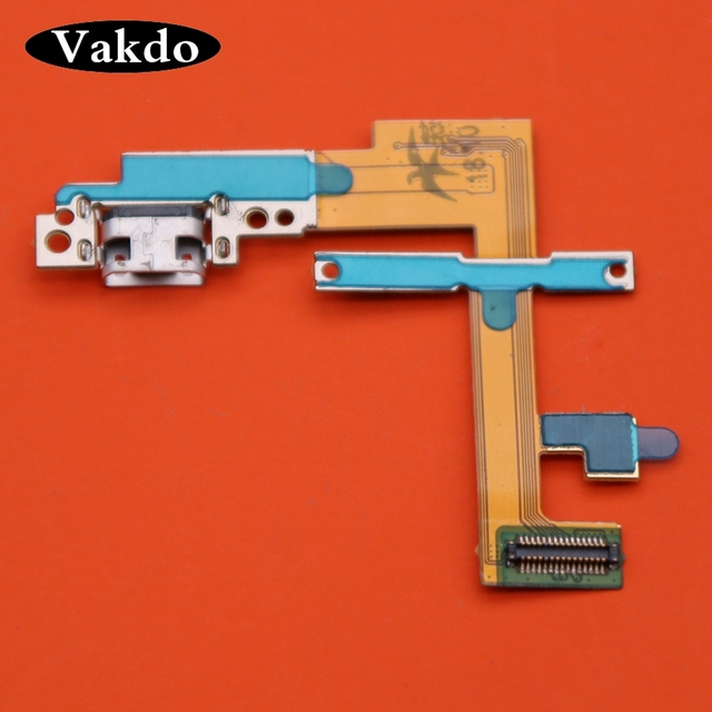 1PC For Lenovo YoGa Tablet 2 830 830F 830L Ribbon Power Charging USB Jack Board Port Dock Main Motherboard Flex Cable Connector