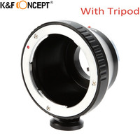 K&F CONCEPT OM P/Q Camera Lens Mount Adapter Ring for Olympus Zuiko OM Mount Lens to Pentax K Mount Camera Body