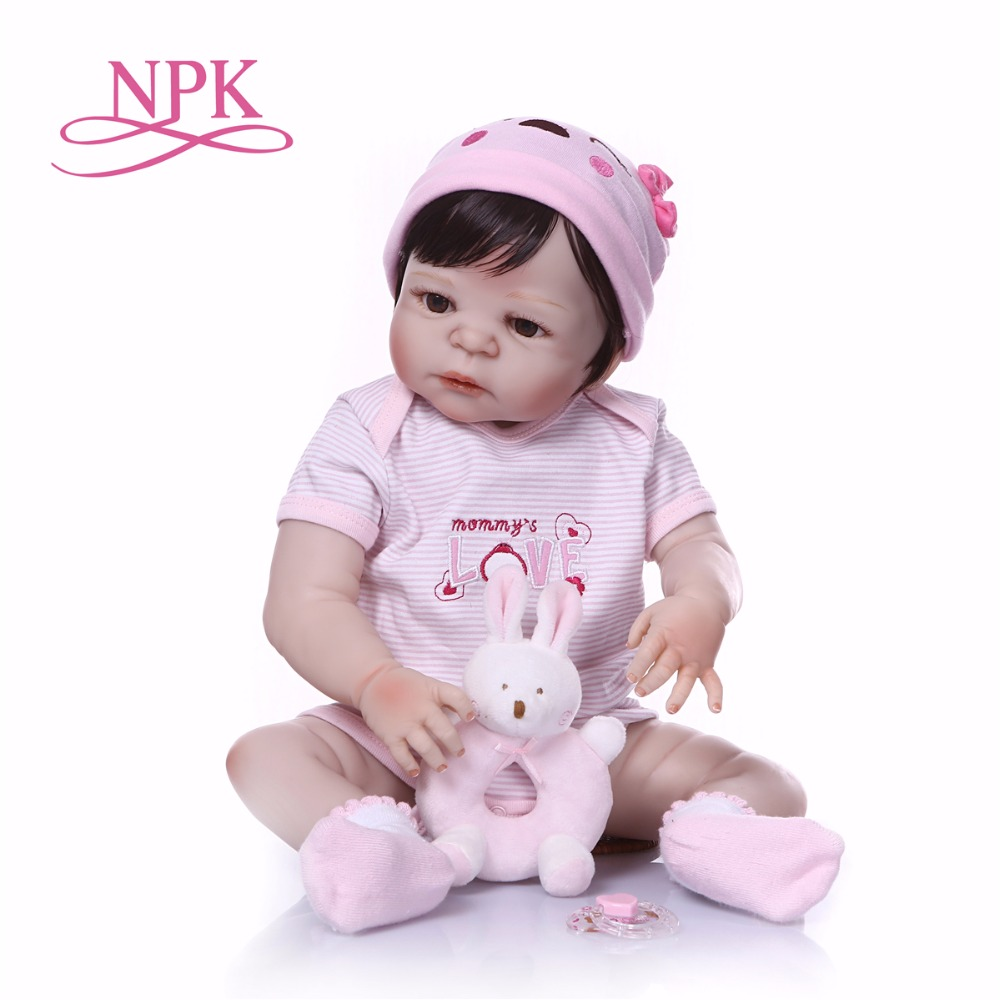 "1pcs Reborn Baby Doll Supply 10/"" Mini Kit Magnetic Dummy Pacifier Dolls Toy"