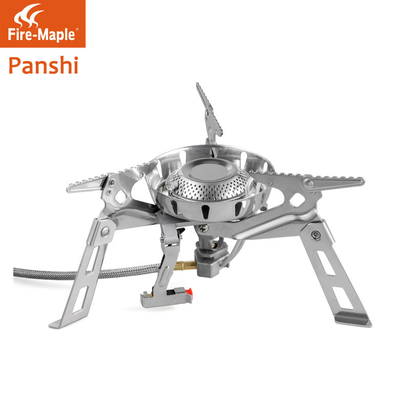 Fire Maple Panshi   Outdoor All Area Split Gas Stove Head fire maple sw28888 outdoor tactical motorcycling wild game abs helmet khaki