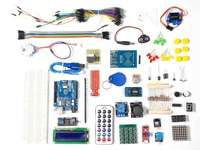 UNO R3 KIT Upgraded Version Of The Starter Kit The RFID Learn Suite LCD 1602 Kit