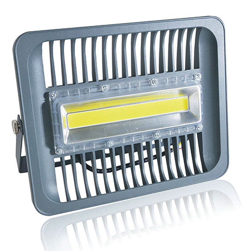 LED ջրհեղեղի լույս 100W 50W 30W Floodlight IP65 - Արտաքին լուսավորություն - Լուսանկար 3