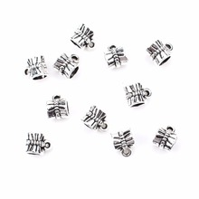50pcs/lot New Style Silver Plated Bracelet Clasp Hook Connec