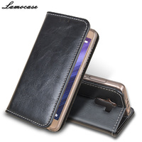 Lamocase For Xiaomi Redmi 4 4 Pro Hongmi 4 Pro Luxury Leather Case For Xiaomi Redmi