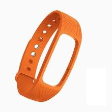 One Piece Hot Sale Fashion Original Bracelet For ID107 Smartband PK Mi Band Bracelet Wristband Replacement New Accessories
