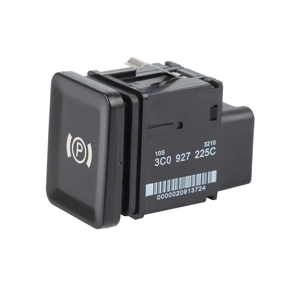 New Power EPB Handbrake Button Switch 3C0927225C For VW PASSAT B6 C6 3C2 3C5 Auto Replacement Parts Handbrake Switch