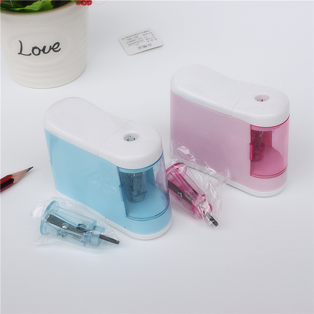 new style Electronic pencil sharpener office and school pencil knife Convenient and fast tool