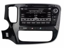 HD 2 din 8″ Car Radio DVD Player for Mitsubishi OUTLANDER 2015 With Bluetooth IPOD TV Radio/RDS SWC USB AUX IN
