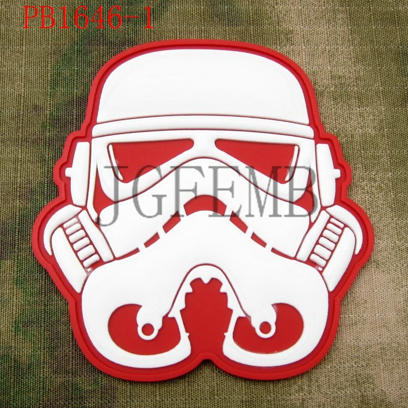STORM TROOPER Legion Imperial Logo patch 3D - Arte, zanate dhe qepje - Foto 6