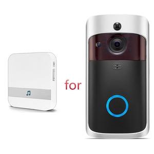 Image 4 - สมาร์ทประตู Bell Chime WiFi Doorbell AC 110 220V US EU UK AU ปลั๊ก XSH app สำหรับ EKEN Chime V5 V6 V7 สำหรับ B30 B10 B50 B60 B70