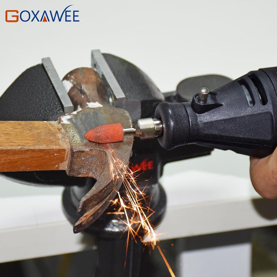 GOXAWEE 149Pcs Madera Metal Grabado Accesorio de herramienta rotativa - Herramientas abrasivas - foto 4
