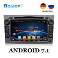 Quad Core Android 7.1.1 Car tape recorder GPS DVD Player For Opel Astra H Vectra Corsa Zafira B C G support OBD2 DVR (optional)