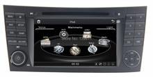 ZESTECH Car DVD Navigation system for Benz CLK W209 G W463 Car DVD Navigation system with radio, tv, gps navigation+factory