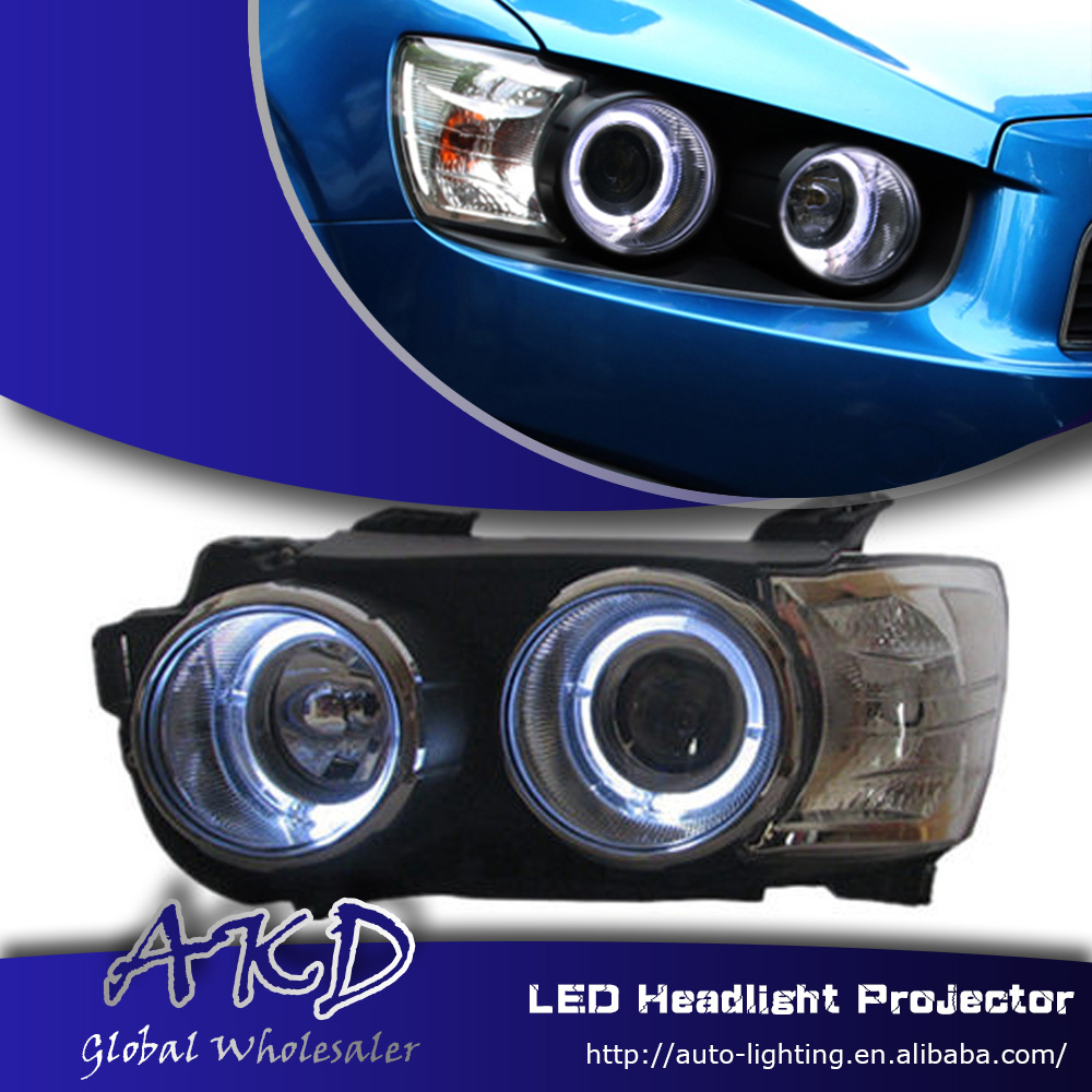 chevrolet aveo headlight new