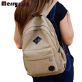 Canvas bag boy backpack college students Bag Travel Backpack male and female general F8007