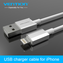 VENTION 8 pin USB Date Sync Charging Charger Cable 1m for iPhone 5 5s 6 plus iPad 4 fit IOS8