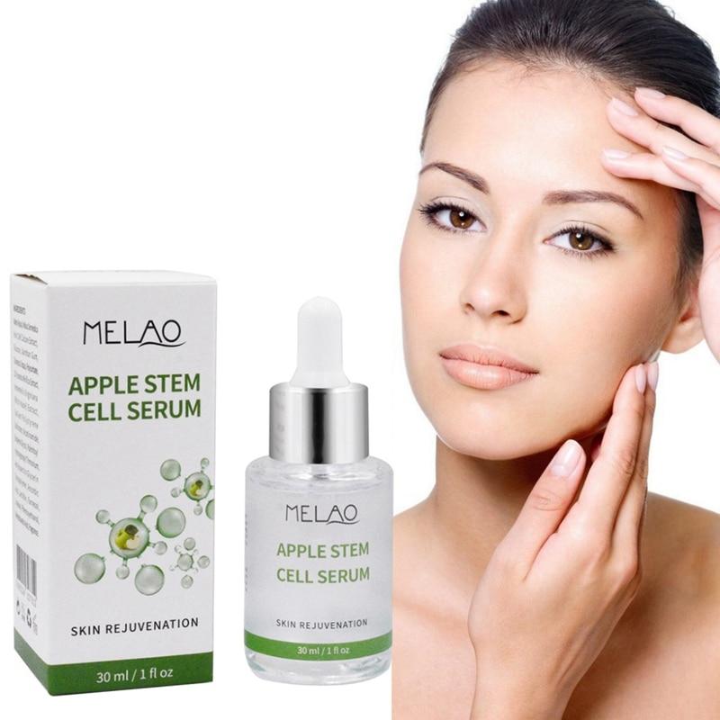 2019 Hot!! Apple Stem Cell Essential Liquid Moisturizing Lighten Fine Lines Firming Skin Face Whitening Serum