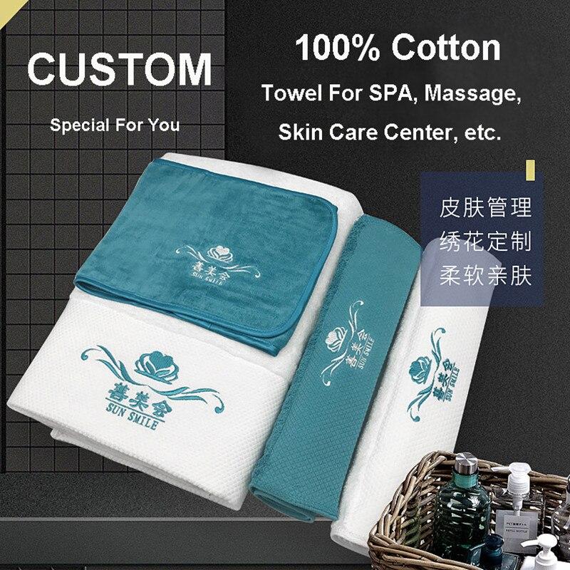 LeRadore Personalizado Toalha Macia Para O Motel Hotel SPA Centro de Cuidados Da Pele Massagem 1 Dólar Links Para O Nosso Cliente Para Personalizado produtos
