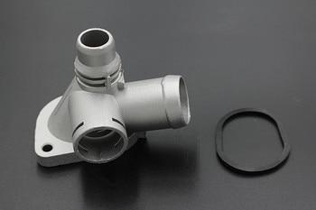 Aplicar para Passat B5 2,0 de 2,0 T motor culata de agua de cuatro vias sellado forma anillo de plastico aluminio 06B 121, 132