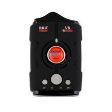 Garantizado 100% V8 Coche Detector de Radar 16 Banda LIDERADA Pantalla Anti Radar Detector XK NK Ku Ka Laser Caliente de La Venta