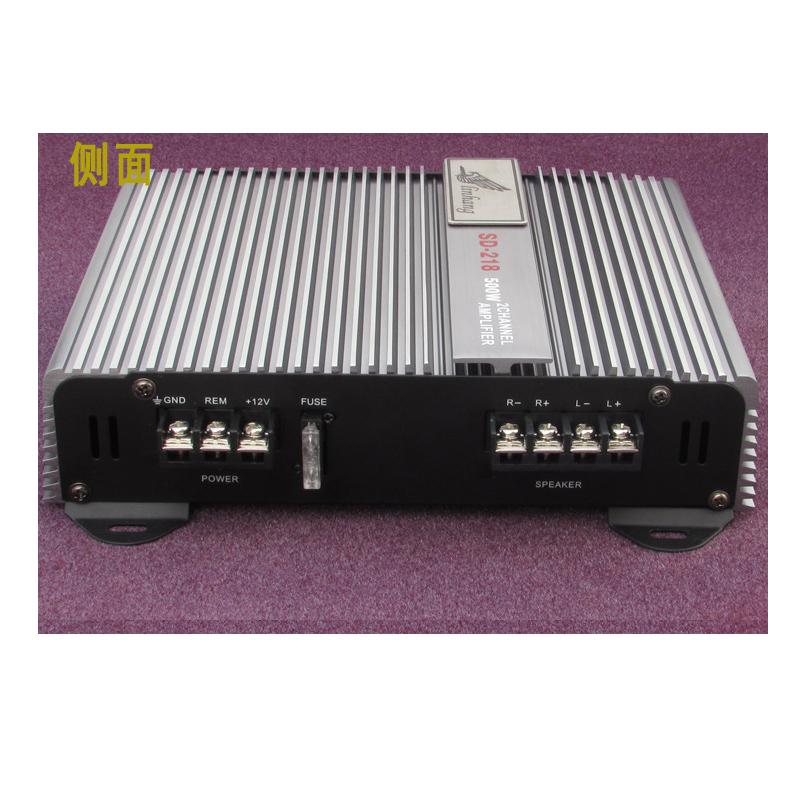 Car Amplifier 2