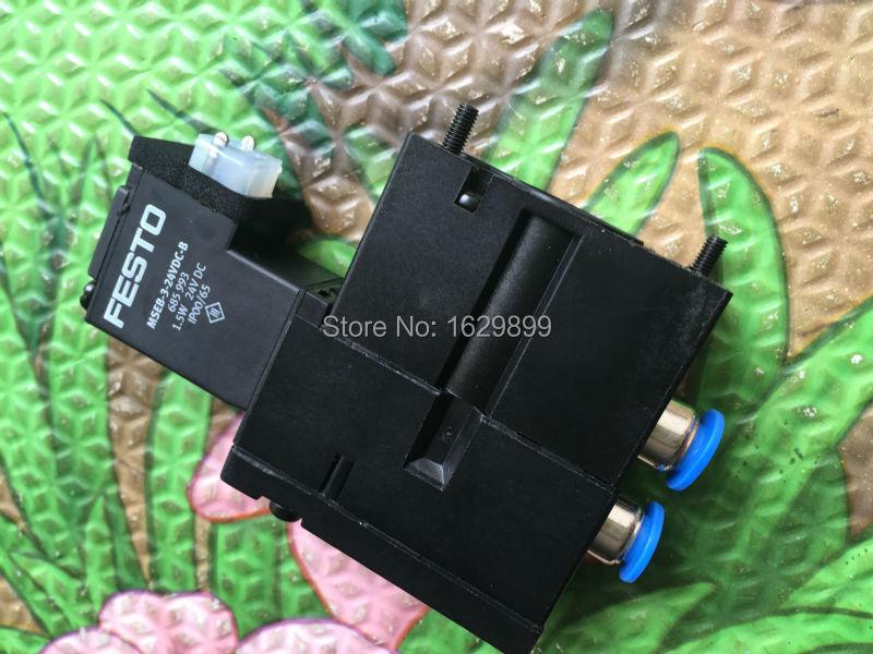 все цены на FREE shipping 20 pieces high quality heidelberg valve M2.184.1121/05, MEBH-4/2-QS-6-SA онлайн